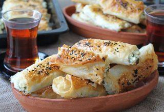 Peynirli Kalem Böreği Tarifi