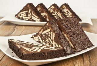 Diyabetik Mozaik Pasta Tarifi