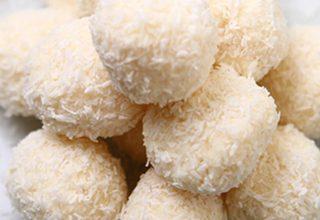 Limonlu Cheesecake Topları Tarifi