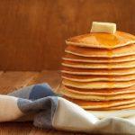 Sade Pancake Tarifi