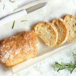 Biberiyeli Ve Kekikli Ekmek Tarifi